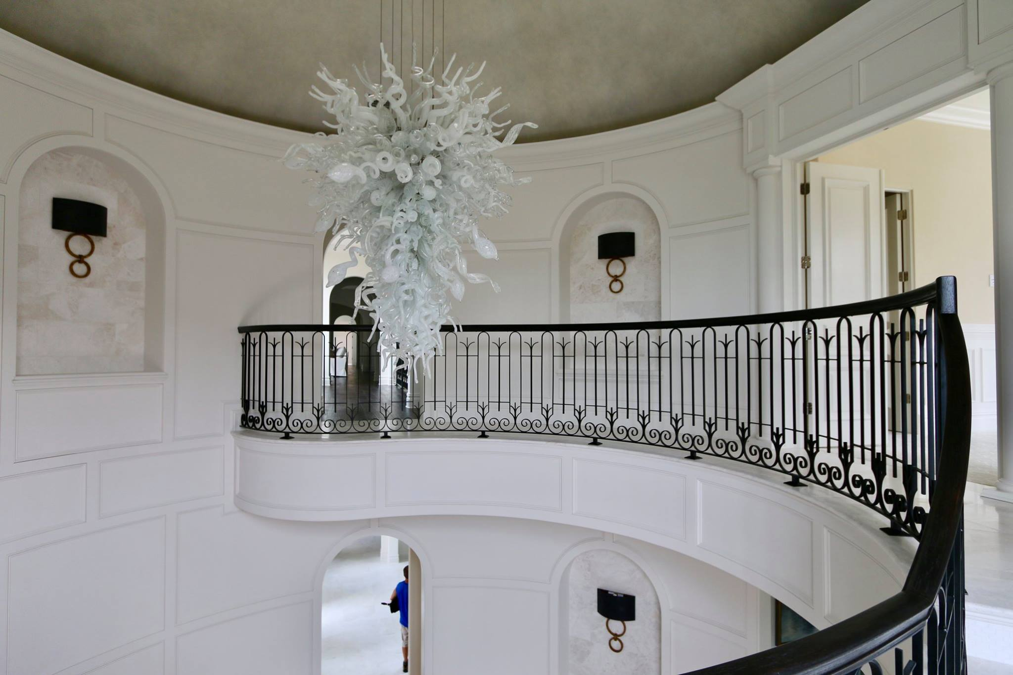 Wainscoting, Wall Panels, Archways — CFCC—Central Florida Custom on